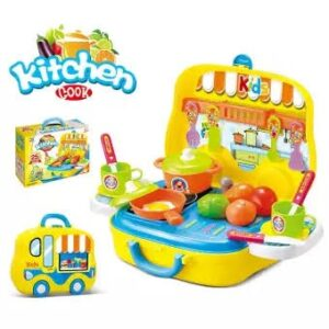 Kitchen In A Portable Case